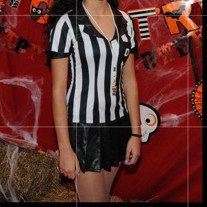 Dresses & Skirts - Teen Girls Referee Costume